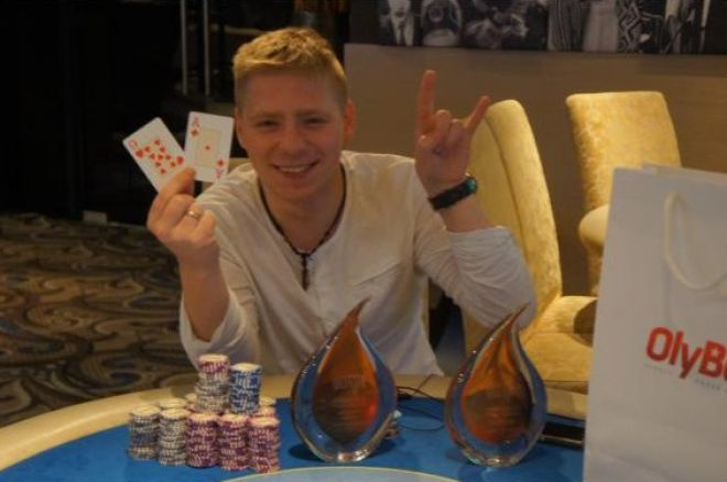Summer Rock Poker Session finale - Jono Ruginio pergalė 0001