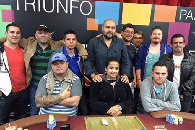 Resumen del Torneo ₡8,000,000 Garantizados Casino Fiesta 0001