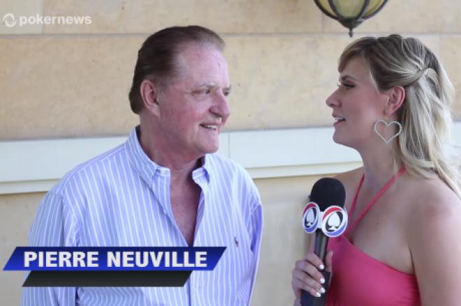 November Nine Pierre Neuville