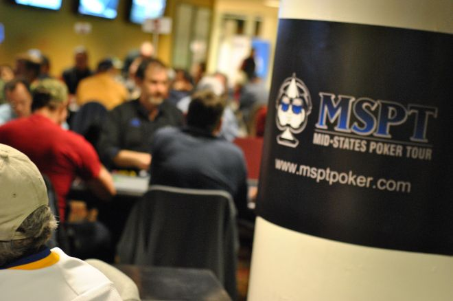 Don't Forget -- The MSPT Meskwaki $1,100 Main Event Starts Tomorrow! 0001