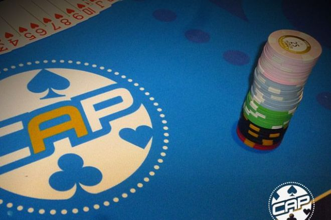 Hoy arranca la cuarta fecha del Circuito Argentino de Poker en Posadas 0001