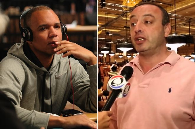 Phil Ivey and Paul Jackson