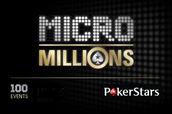 PokerStars Micromillions 11