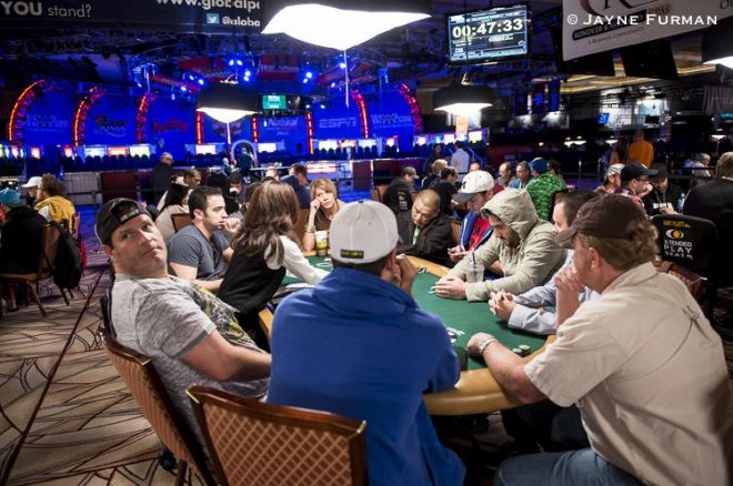 Les revenus du poker en hausse dans le Nevada 0001