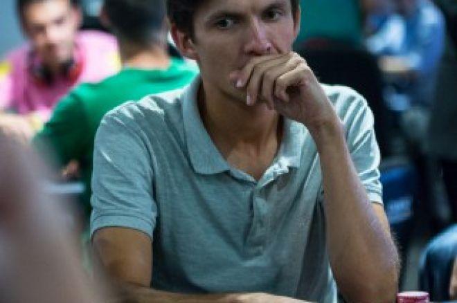 Sviatoslav Shturyn saca ventaja en el Día 1a de las MegaPokerSeries Barcelona 2015 0001