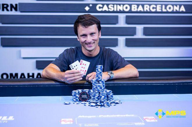 Antonio 'Tone' Guimaraens gana las MegapokerSeries Barcelona 2015 por 55.200€ 0001