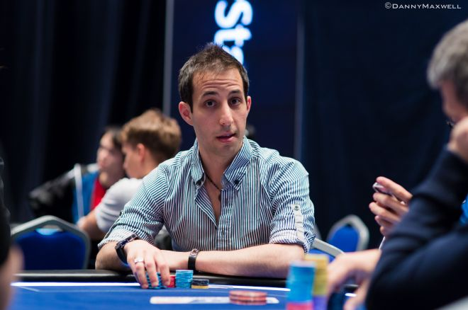 "Alec Torelli's ""Hand of the Day"": 3-Way All-In - Should I Gamble Here? 0001"