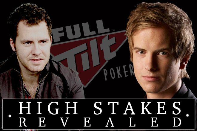 High Stakes Revealed - durrrr-challenge gaat door, Blom wint veel, FTP verwijdert High Stakes