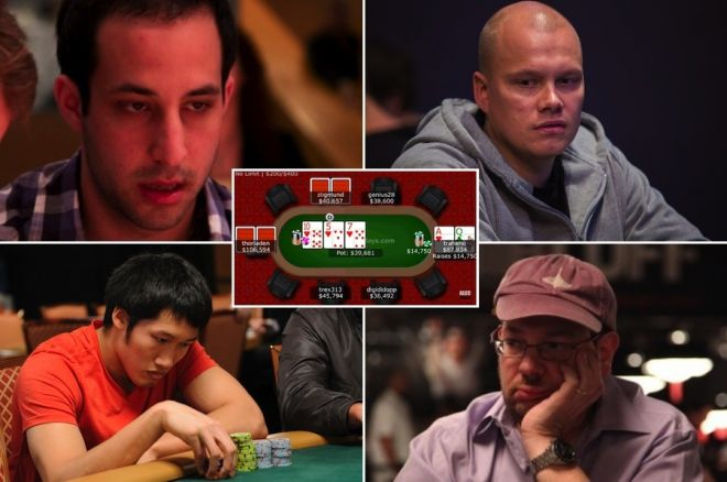 "Alec Torelli's ""Hand of the Day"": Nosebleed Cash Games - My Biggest Online Pot Ever"
