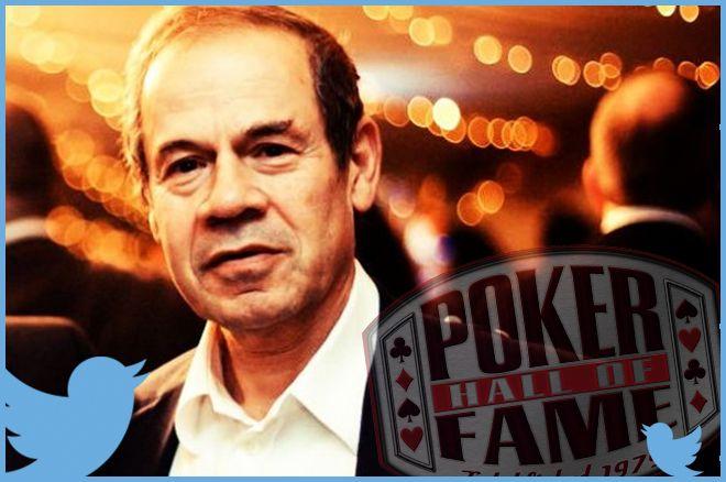 Tweet Tweet Bad Beat - Hoort PokerStars oprichter Isai Scheinberg in de Poker Hall of Fame?