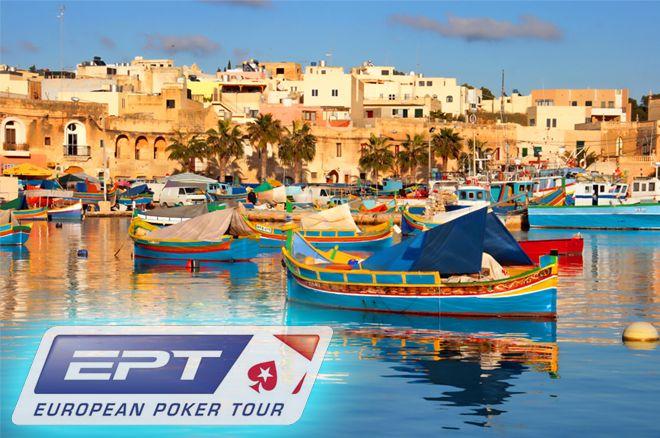 PokerNews Boulevard: PokerStars maakt officiële schema voor EPT Malta bekend
