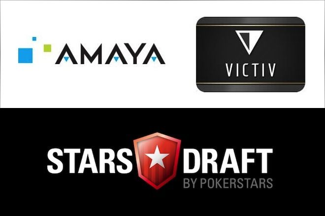 Amaya acquires DFS site Victiv, to Become StarsDraft