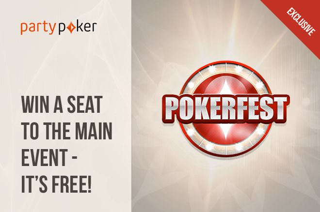 pokerfest main event
