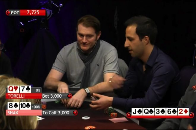 Alec Torelli on Poker Night in America