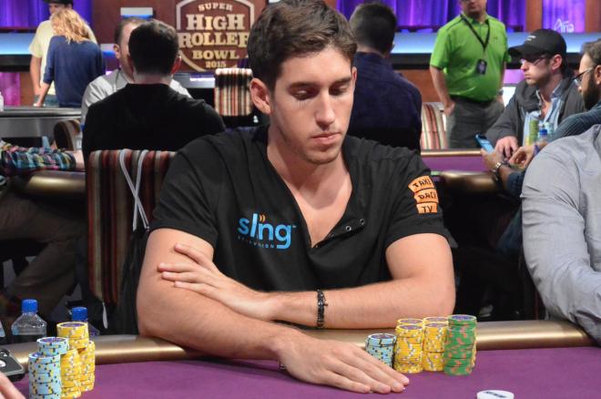 """""""Seminole 2015"""" pokerio sesijos pagrindiniame mūšyje D. Colmanas pelnė bronzą 0001"""
