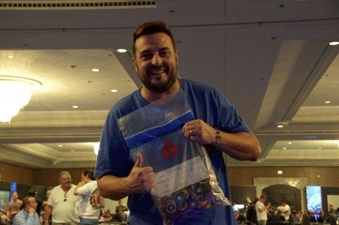 Fernando Heredia lidera tras el Día 1a del Estrellas Poker Tour Barcelona 2015 0001