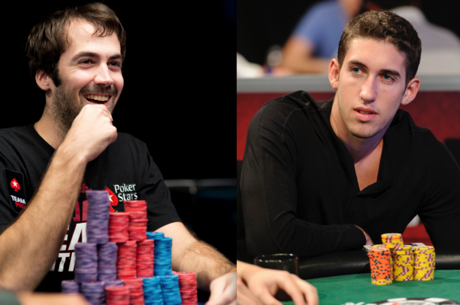 Jason Mercier and Daniel Colman