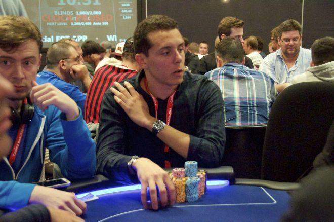 El francés Hugo Pingray lidera un field de 1.570 jugadores en el Día 1c 0001