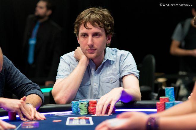 PokerNews Boulevard: Luuk Gieles uitgeschakeld, Michael Egan leidt laatste negen in €50K