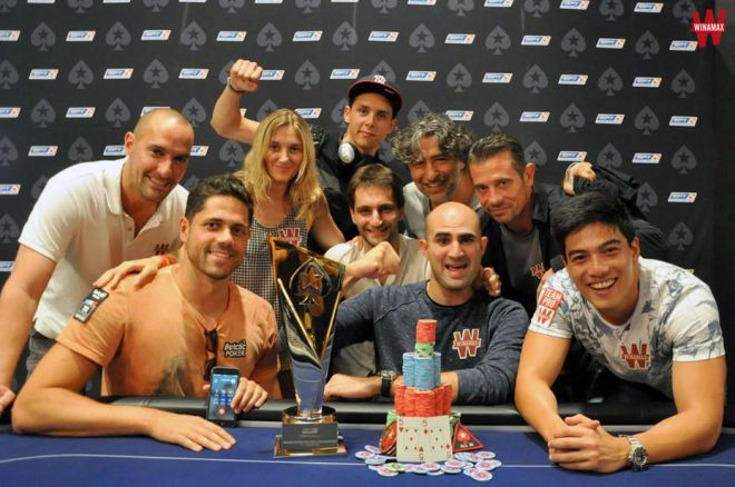 EPT Barcelona : Sylvain Loosli remporte le Super High Roller et plus d'un million d'euros ! 0001