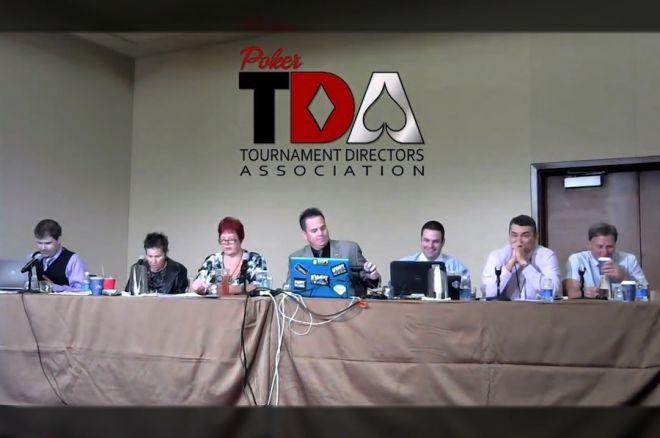 Poker Tournament Directors Association 2015 meeting