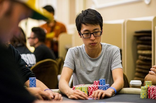 Michael Wang WPT Legends of Poker The Bicycle
