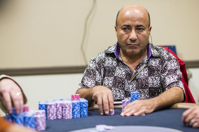 Freddy Deeb WPT Legends of Poker The Bicycle Hotel & Casino