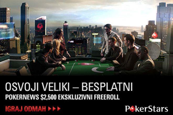 PokerNews-exclusive $2,500 PokerStars freeroll