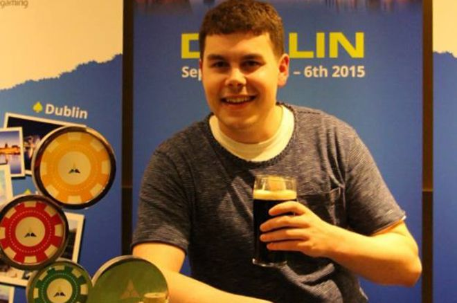 Daniel Tighe: MPN Poker Tour Dublin champion
