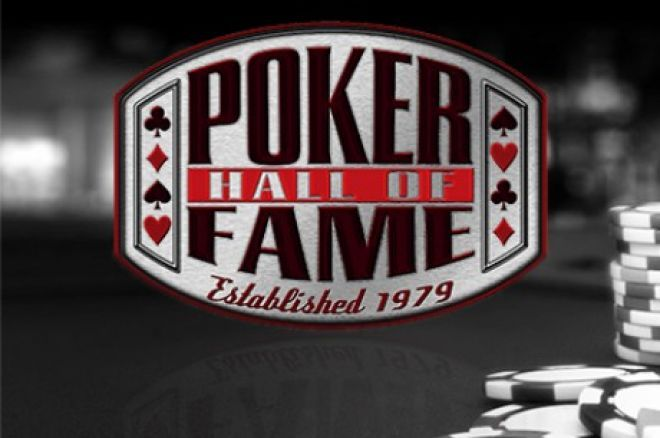 2015 Poker Hall of Fame