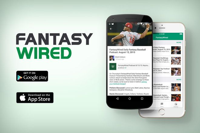 Thursday Night Kickoff: Get Your NFL Fix on  PokerNews' Sister Site FantasyWired 0001