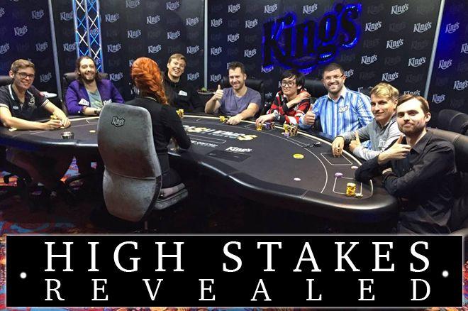 """High Stakes Revealed - """"jungleman"""", Holz, en meer in €500/€1.000 game met straddles naar €32.000!"""