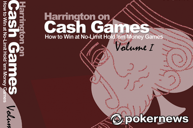 Análise do Livro: Dan Harrington and Bill Robertie's 'Harrington on Cash Games, Volume I' 0001