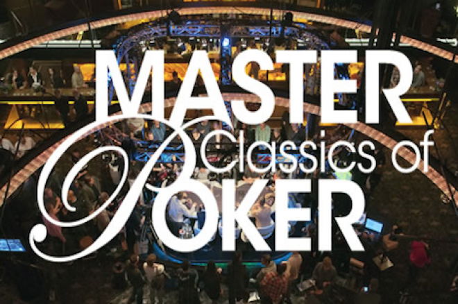 Masters classic poker amsterdam