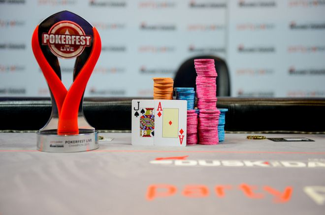 Pokerfest Live Main Event