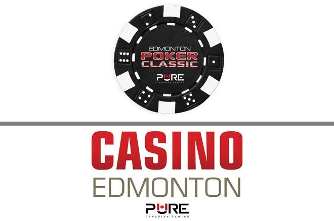 2015 Edmonton Poker Classic Casino Edmonton Pure Canadian Gaming
