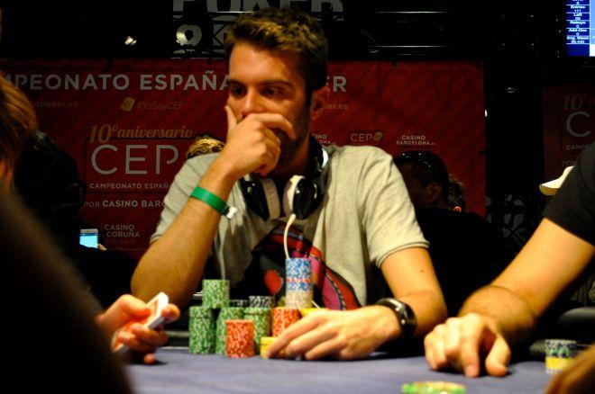 Ramón Colillas se coloca líder del Main Event del CEP San Sebastián 2015 0001