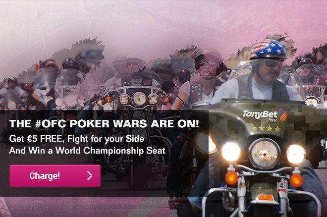 """Laimėk bilietą į """"Open Face Chinese"""" pokerio pasaulio čempionatą 0001"""