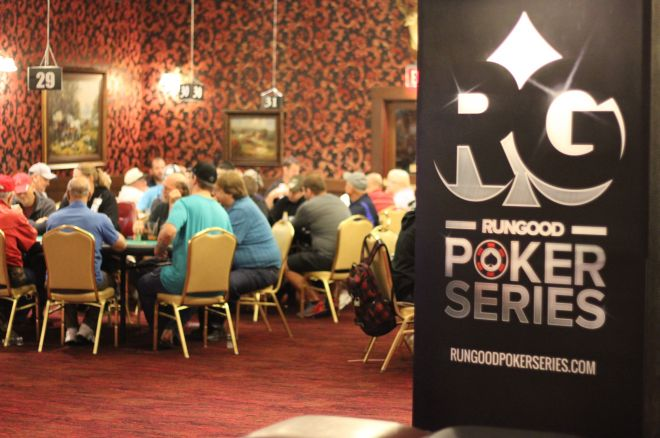 RunGood Poker Series Council Bluffs
