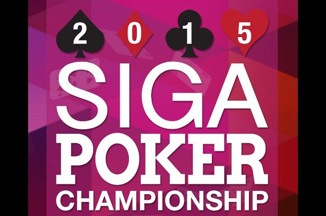Saskatchewan Indian Gaming Authority SIGA Poker Championship Dakota Dunes Casino