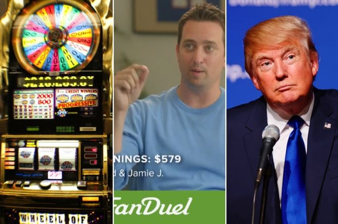 Inside Gaming: Skill-Based Slots to NV, Fantasy Sports Talk, Debating Trump's Casino History
