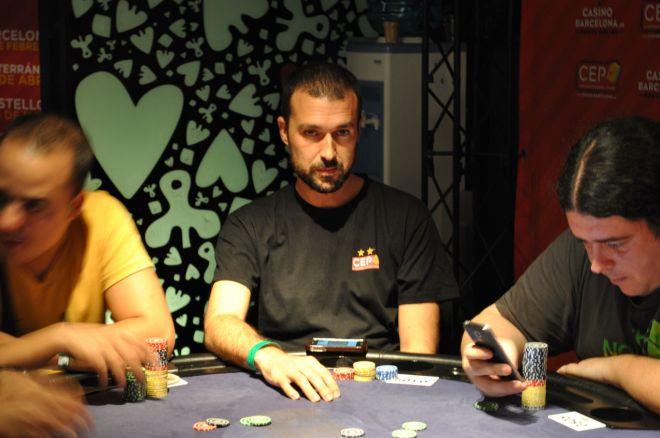 """Jordi Martínez """"Alekhine"""" pone rumbo a su tercer título del CEP 0001"""