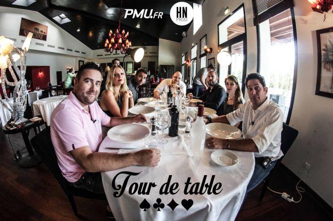 """""""Tour de table"""" : le nouveau concept de Loïc Xans 0001"""