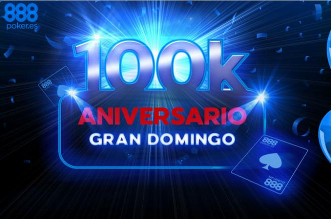 Celebra el aniversario del Gran Domingo con 100.000€ Gtd 0001