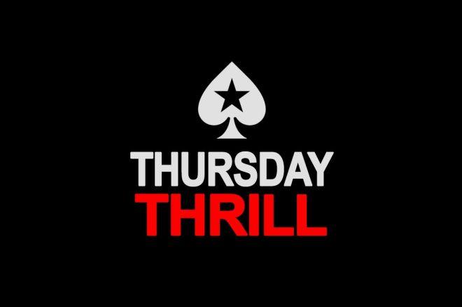 """20-oji WCOOP diena: šiandien pokerio žaidėjų laukia specialus """"Thursday Thrill""""... 0001"""