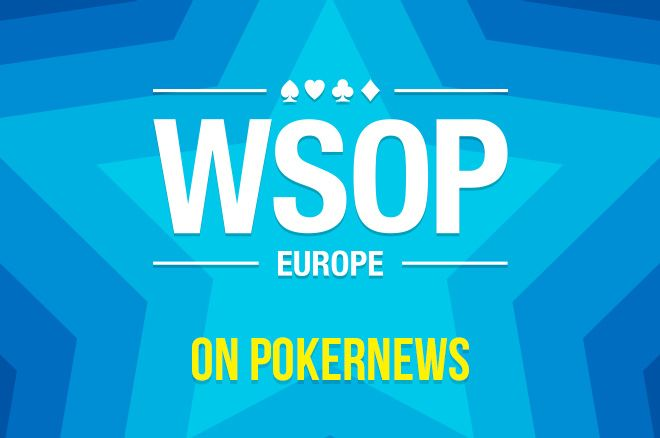WSOPE Qualifiers