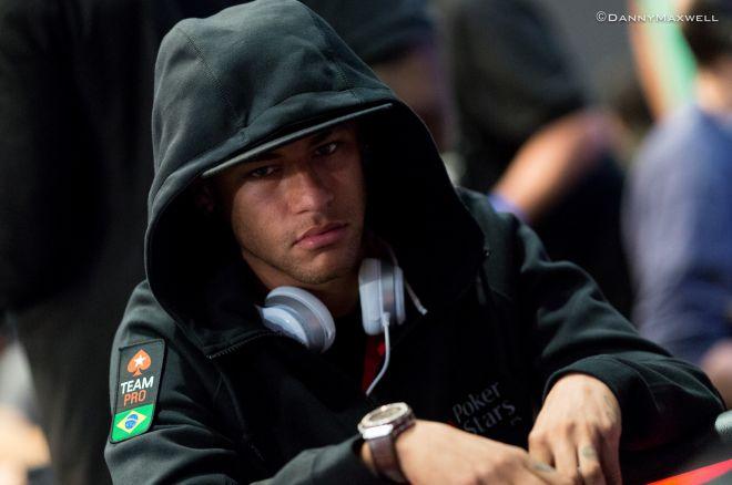 """Ukraine's """"solik1968"""" Wins $1 Million in PokerStars Golden Ticket All-in Shootout 0001"""