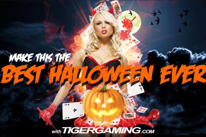 Нов седмичен фрийрол и Halloween рейк състезание с... 0001