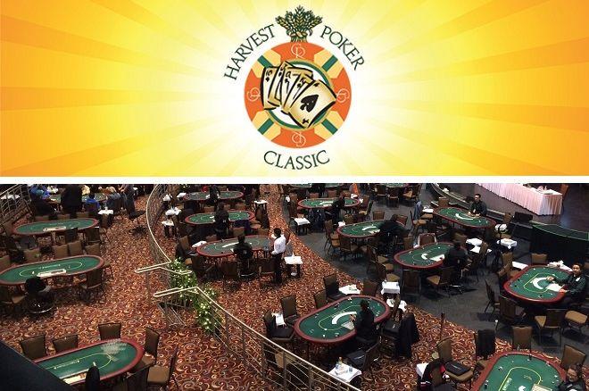 Harvest Poker Classic Casino Regina