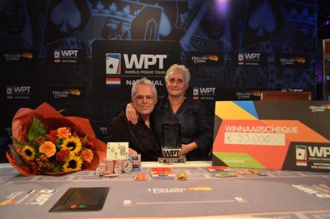 PokerNews Boulevard - Kees Aerts wint WPT National Valkenburg voor €55.000